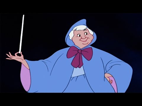 Cinderella | Bibbidi Bobbidi Boo | Lyric Video | Disney Sing Along