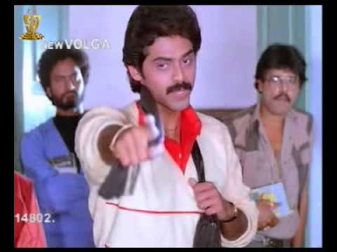 Victory Venkatesh Career Starts From  This Scene| Kaliyuga Pandavulu