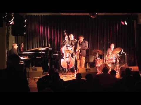Axel Donner Quartet - Golem - at Jazz Units Berlin 2013 Dec