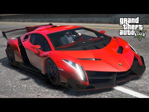REAL LIFE CARS! (GTA 5 Mods)