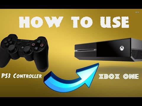 how-to-use-a-ps3-controller-on-a-xbox-one-(read-description)