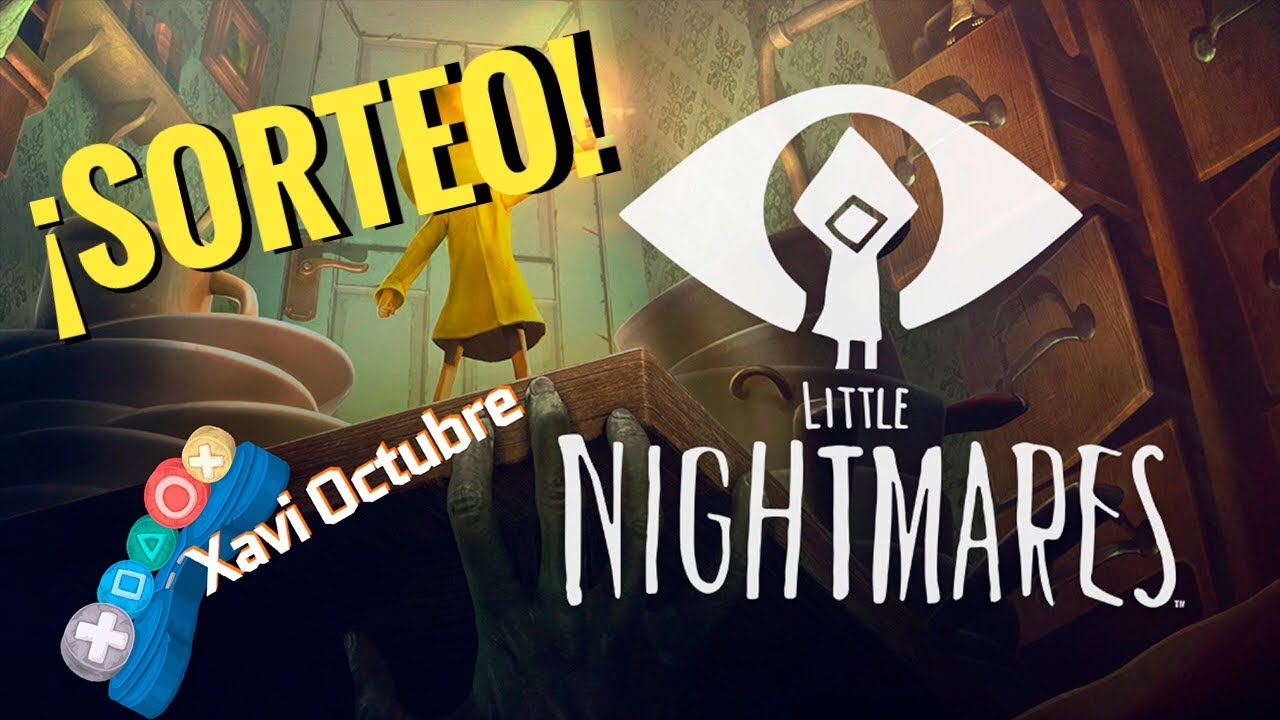 Little Nightmares, terror psicológico + SORTEO