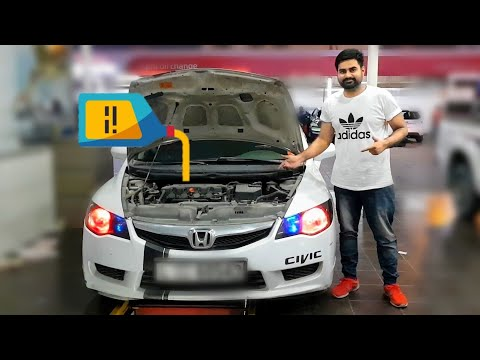 Dubai main Oil Change ka kharcha | Car maintenance Cost In Dubai
