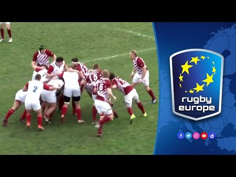 Czech Republic's unbeaten start | Rugby Europe Conference 1 North