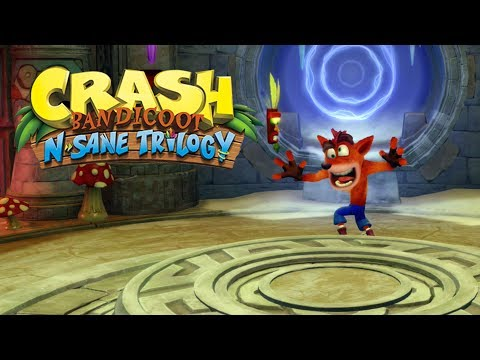 CRASH BANDICOOT 2 no PS4 - Uma Nova Aventura! (Gameplay no PS4 Pro)