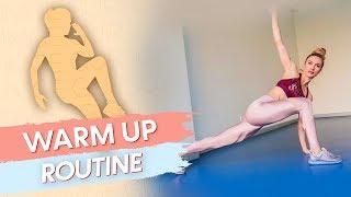 Her Antrenmandan Önce Yapılabilecek Tüm Vücut Isınma Egzersizleri | Workout | İmge Gürsoy