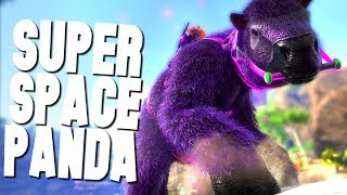 SUPER SPACE PANDA! - Ark Survival Evolved Modded Ep #43