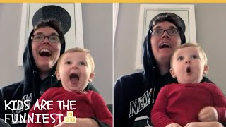 Baby Reaction To The Lion King 2019 Trailer thumbnail
