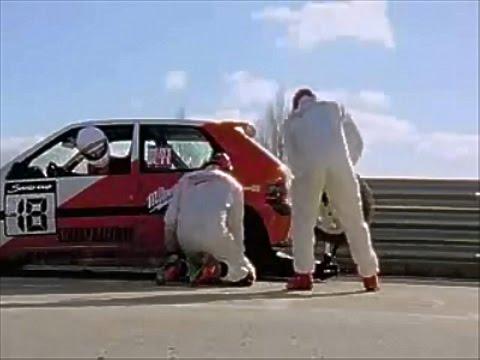 Milwaukee Tool Race Car TV Commercial HD