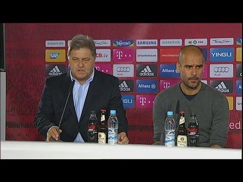 Pressekonferenz zu Müller-Wohlfahrt: FC Bayern erklärt Thema für erledigt
