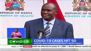 Covid-19 cases hit 50, community transmission takes the lead