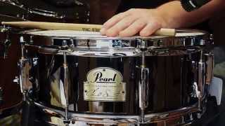 "Pearl Chad Smith Signature Snare 14"" x 5"" - Demo [HD]"