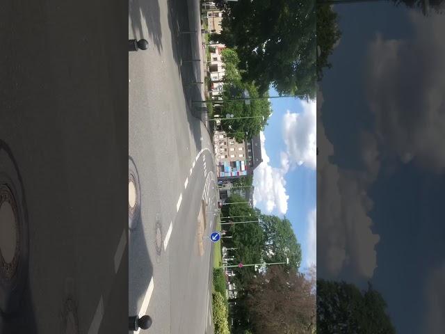 Mein Gestriger Besuch in Hagen auf den Weg zum Hbf Hagen