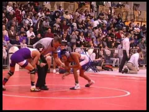 2012 NYS D1 Section 1 Wrestling Championships 99 lb. Final