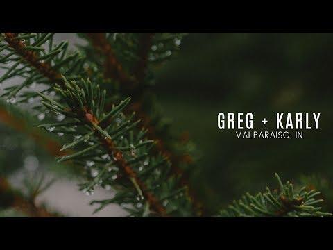 Valparaiso Wedding Video | Greg + Karly | Wedding Teaser |White Hawk Country Club