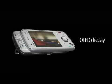 NOKIA N86 8MP UNLOCKED GSM PHONE ADVERTISEMENT COMMERCIAL DEMO AD