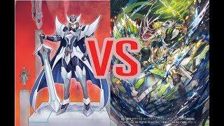[MeeKhao] Cardfight Vanguard - Hole 207 Royal Paladin (Blaster)VS Aqoa Force (Thavas) thumbnail