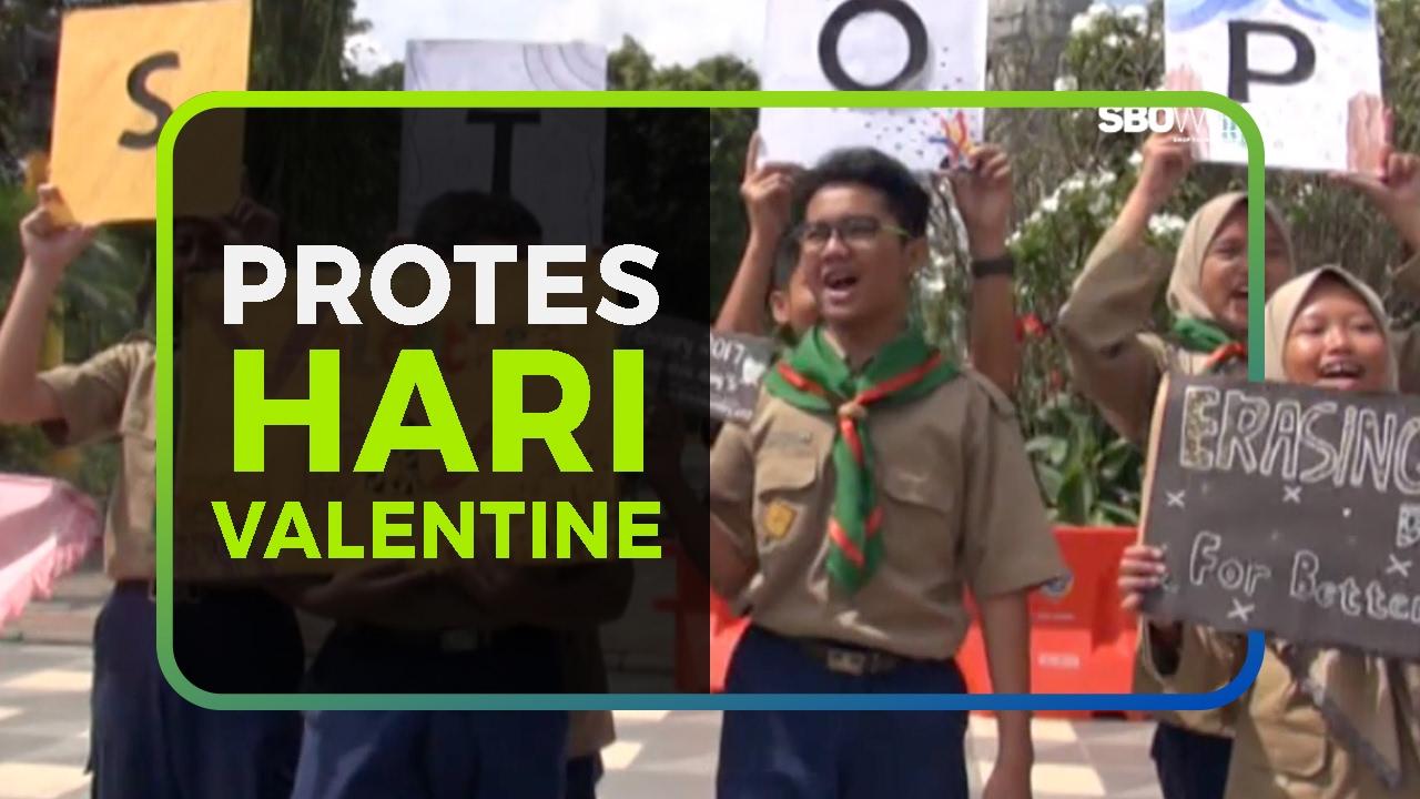 PROTES HARI VALENTINE