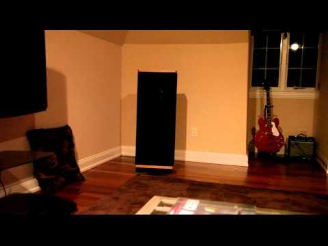 Vandersteen speakers