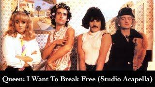 Queen   I Want To Break Free   Studio Acapella