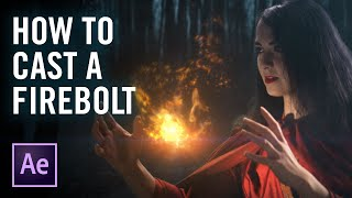 Cheap Tricks | How To Cast Firebolt In After Effects - Game of Thrones VFX Part 1