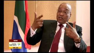 President Zuma on Gupta family issues
