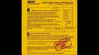 UB40 - Signing Off (Signing Off Album) Track 10