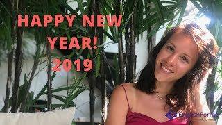 С Новым Годом 2019! - мои поздравления с Самуи - отчет от Engforme, цели и планы на 2019!