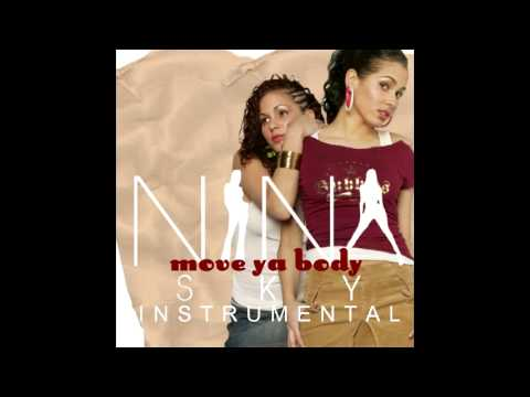 Nina Sky featuring Jabba - Move Ya Body (Instrumental)