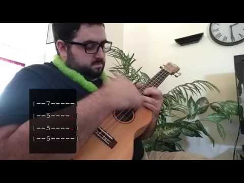 (Tablature) Here Comes A Thought - Ukulele Solo