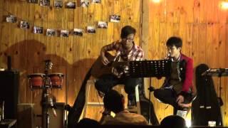 """Mưa đêm tỉnh nhỏ [Đêm nhạc """"Dạ khúc"""" - Xương Rồng Coffee & Acoustic]"""