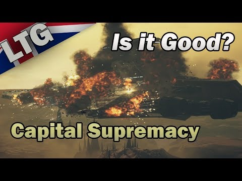 Capital Supremacy - Is it Good? Star Wars Battlefront 2 thumbnail