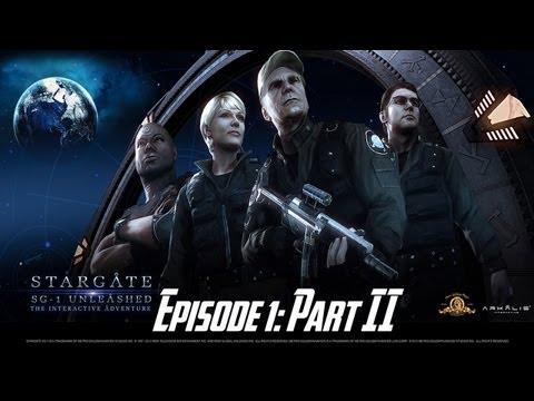 Stargate SG-1: Unleashed Ep 1 - Universal - Walkthrough - Part II