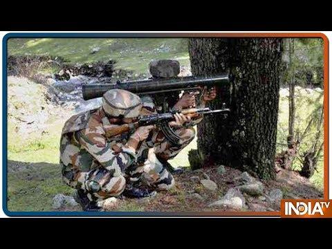 Gunbattle underway in Jammu & Kashmir's Shopian, 2-3 terrorists believed to be trapped