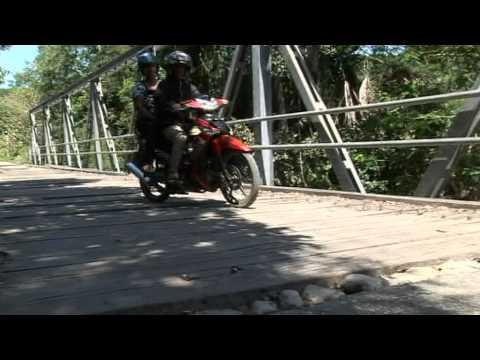 Kondisaun estrada ba Suai estraga Roda ho Rins