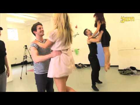 Dirty Dancing lift: Step by step video guide with 3am and Pineapple Studios