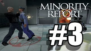 Minority Report W/ Commentary P.3 - Grave Mistake!