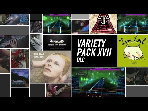 Variety Song Pack XVII – Rocksmith 2014 Edition Remastered DLC
