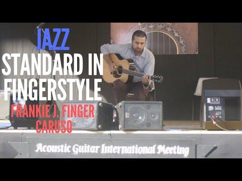 Jazz Guitar |FULL DVD| Frankie Caruso