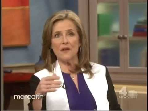 Chelsea Krost on Meredith Vieira
