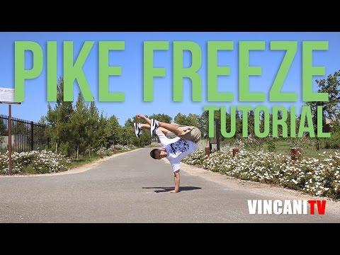 How To Breakdance | Pike Freeze | Beginning Breaking Tutorial