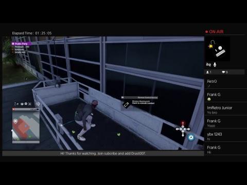 WatchDogs 2 Bounty Hunter                         11.21.17