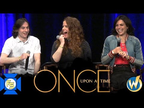 ONCE UPON A TIME Panel – Wizard World Philadelphia 2019