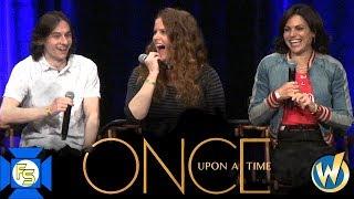 ONCE UPON A TIME Panel – Wizard World Philadelphia 2019