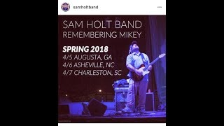 Sam Holt Band LIVE Set 2 @ Salvage Station 4-6-2018