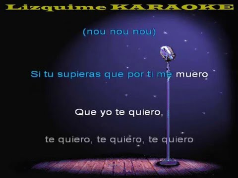 "Por Fin Te Encontre Cali & El Dandee Letra Full ""KARAOKE"" Lyrics"