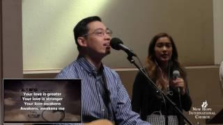 New Hope International church praise and worship