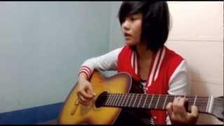Cần lắm (Trà My Idol) guitar cover by Trinh Maruko