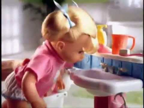 Available At Poppies Baby Alive Learns To Potty Doovi