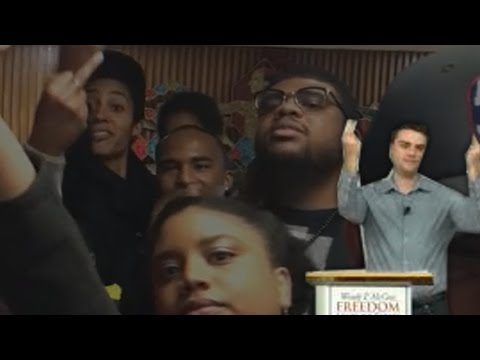 Woman intimidated by SJW after Ben Shapiro event @ University of Wisconsin #2